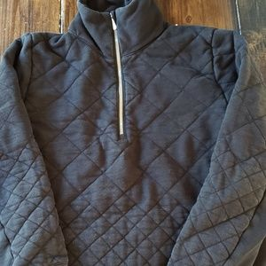Lululemon size 10 quilted pullover